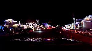 Temecula Ca Christmas Lights Bainbridge Circle Murrieta Ca Christmas Light Show December 13 2016 Dash Cam