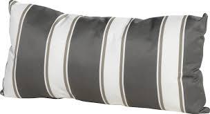 4so curiosity grey outdoor cushion 30x60cm