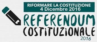 Risultati immagini per referendum costituzionale 4 dicembre 2016