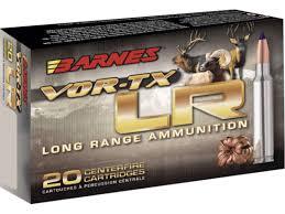 338 Remington Ultra Mag Ballistics Chart Barnes Vor Tx Long Range Ammo 338 Remington Ultra Mag 250 Grain Lrx