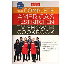 Kitchen Tv Americas Test Kitchen Tv Show Cookbook 2001 2017 Hi Class
