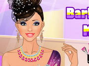 barbie s prom make up