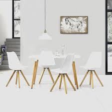 Esstisch Mit Stühlen Weiß Das Passende 50 Aufnehmen Esstisch