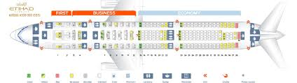 Etihad Flight Seating Chart Seat Map Airbus A330 300 Etihad Airways Best Seats In The Plane