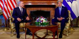 In Newly Revealed Recording Kerry Blames Israel For Stalled Peace