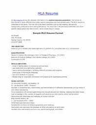 Mccombs Resume Format Mla Resume Guidelines Therpgmovie 41