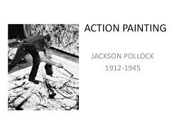 「action painting pollock」の画像検索結果