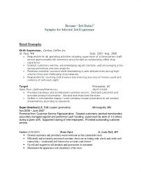 Target Cashier Job Description For Resume Best Of Sample Resume For Retail Assistant Job Duties Web Description Best