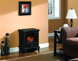 best small electric fireplace heater