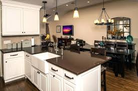 veranda round chandelier traditional kitchen by digs traditional kitchen with vintage sed mocha 5 in wide