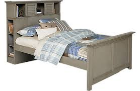 single beds for teenagers. Delighful Single Belmar Gray 3 Pc Twin Bookcase Bed Throughout Single Beds For Teenagers W