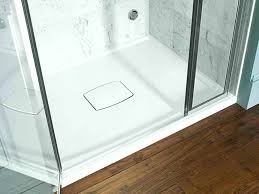 clean fiberglass shower pan floor how to clean shower floor fiberglass