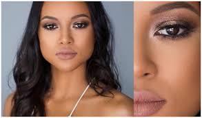karrueche tran everyday spring summer makeup tutorial 2016