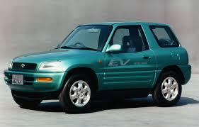 Rav4 Ev Range Chart Toyota To Unveil Tesla Powered Rav4 Ev Concept At The 2010