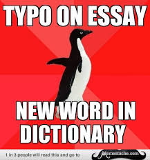 best socially awesome penguin images funny  socially awesome penguin typo on essay