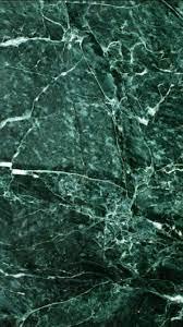 Marble Wallpaper Dark Green