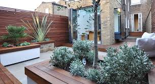 Small Picture Small City Garden Design London Bamboo Landscaping