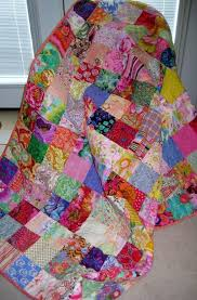 52 Free and Easy Patchwork Quilt Patterns with Images - My Happy ... & Traditional Patchwork Adamdwight.com