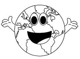Small Picture A Cheerful Mr Earth Day Coloring Page A Cheerful Mr Earth Day