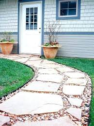 how to lay flagstone patio how to lay stone best flagstone walkway ideas on flagstone patio how to lay flagstone patio