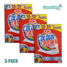 Henkel Color Catcher 3x30sheets