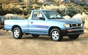 Used 1996 Toyota Tacoma Pricing - For Sale   Edmunds