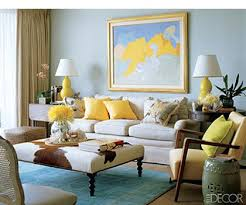 accent colours for yellow yellow living rooms living room with blue walls yellow and blue accents wall accent colors yellow walls