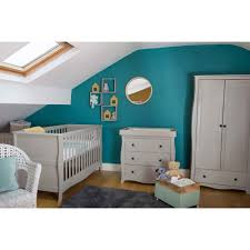 grey furniture nursery. Little House Brampton Nursery Furniture Set - Grey