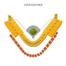 Buffalo Bisons Field Seating Chart Sahlen Field Concert Tickets