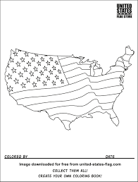 Small Picture American Flag Coloring Page A Soldier With American Flag On