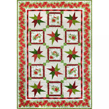 Songbird Christmas Star quilt by Debbie Beaves | christmas ... & Songbird Christmas Star quilt by Debbie Beaves Adamdwight.com