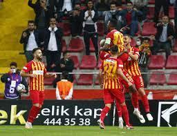 Kayserispor Galatasaray maçı canlı izle video