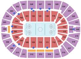 Bok Center Tulsa Oilers Seating Chart Tulsa Oilers Vs Utah Grizzlies Tickets Sat Jan 11 2020 7