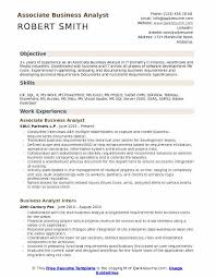Functional Resume Template Word Best Associate Business Analyst Resume Samples QwikResume