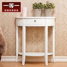 hall entrance furniture. A First-class Furniture Wood Console Table Cabinet Door Entrance Hall Station Continental Semi Roundtable