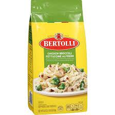 Bertolli Light Alfredo Sauce Bertolli Chicken Broccoli Fettuccine Alfredo Bertolli