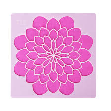 Wall Painting Paper Design Diy Craft Mandala Auxiliary Layering Stencils For Walls Painting Scrapbooking Stamp Album Decor Embossing Paper Card Template 70