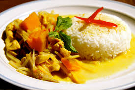 Thai Kitchen Yellow Curry Homemade Yellow Curry Paste Mama Thai Cooking Club