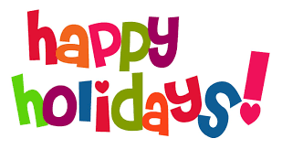happy holidays images. Delighful Happy Happy Holiday Colorful Text Picture With Holidays Images