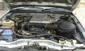 Toyota tiger engine swapped - General 4X4 Discussion - PakWheels Forums