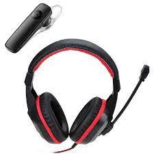 Combo Tai nghe chụp tai CT-800 kèm mic đàm thoại dành cho Game thủ chống