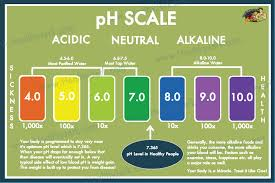 Ph Reading Chart Know Your Ph Levels Infocus247