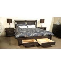 bedroom furniture storage. Modren Bedroom EDGE KING STORAGE BED With Bedroom Furniture Storage O