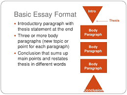 comparison contrast essay block arrangement 2 introbasic essay format thesis introductory paragraph