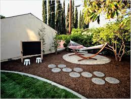 ... Backyard, Marvellous Brown Round Unique Soil Stone Cool Backyard Ideas  Ornamental Grass Ideas: cool ...