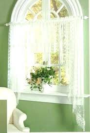 Cottage Window Treatment