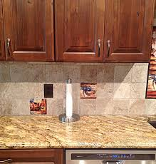 Accent Tiles For Kitchen Louisiana Kitchen Tile Backsplash Cajun Art Tiles