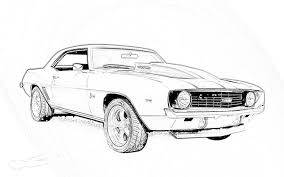 Small Picture Fancy Muscle Car Coloring Pages 49 About Remodel Gallery Coloring
