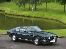 Aston Martin V8 Vantage Oscar Indien 12178 Tom Hartley Jnr