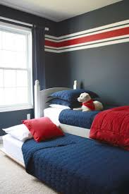 1000 ideas about bunk beds with mattresses on pinterest wooden bunk beds twin full bunk bed and triple bunk bedroomastounding striped red black striking